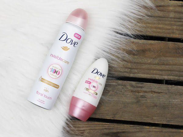 Dove Invisible Care Floral Touch
