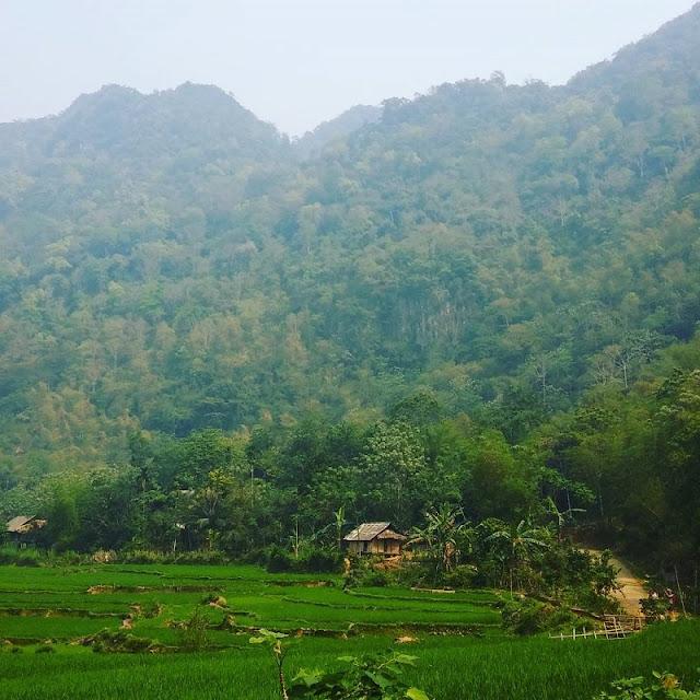 Pu Luong - The Vietnam Northern's microcosm