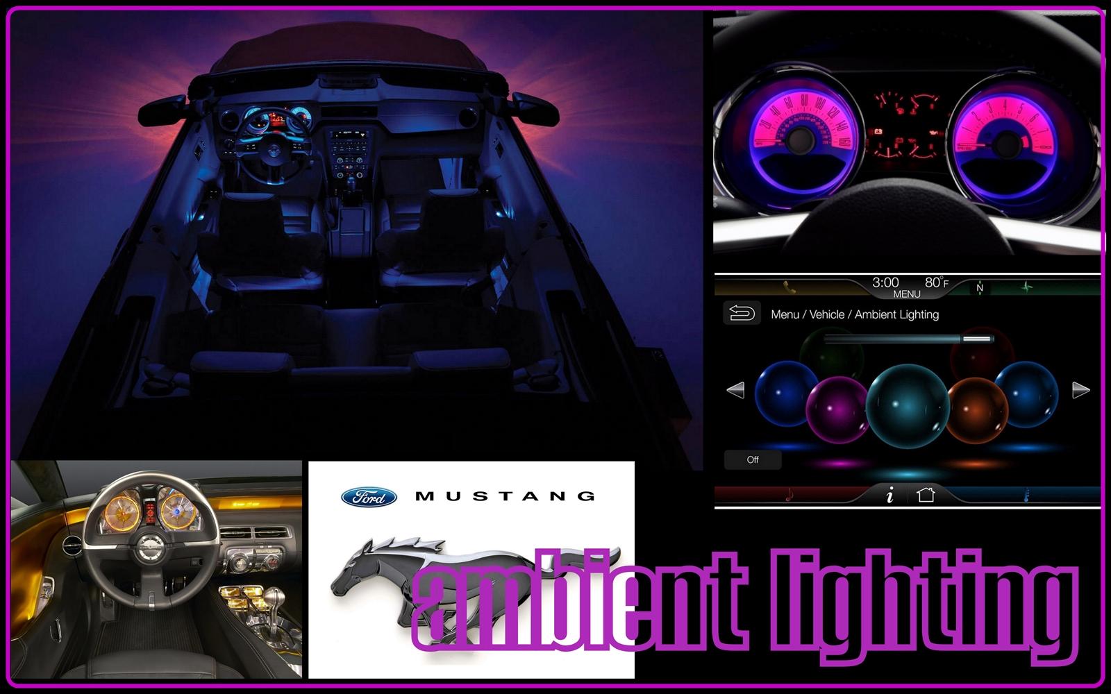 W Info Autos Innovative Interior Lighting Creates Style