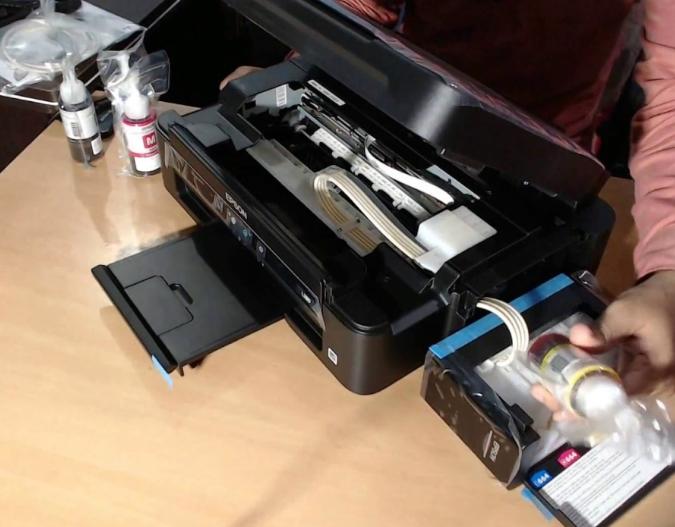 Epson L380 Scanner Price