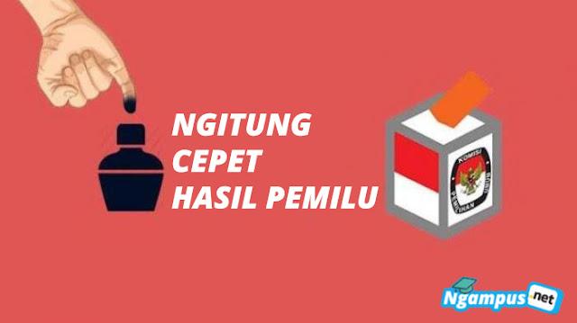 Gimana Cara Ngitung Cepet Hasil Pemilu? - Ngampus.net