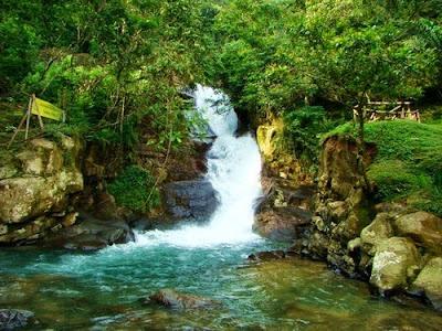 tempat wisata hits Curug Panjang bogor