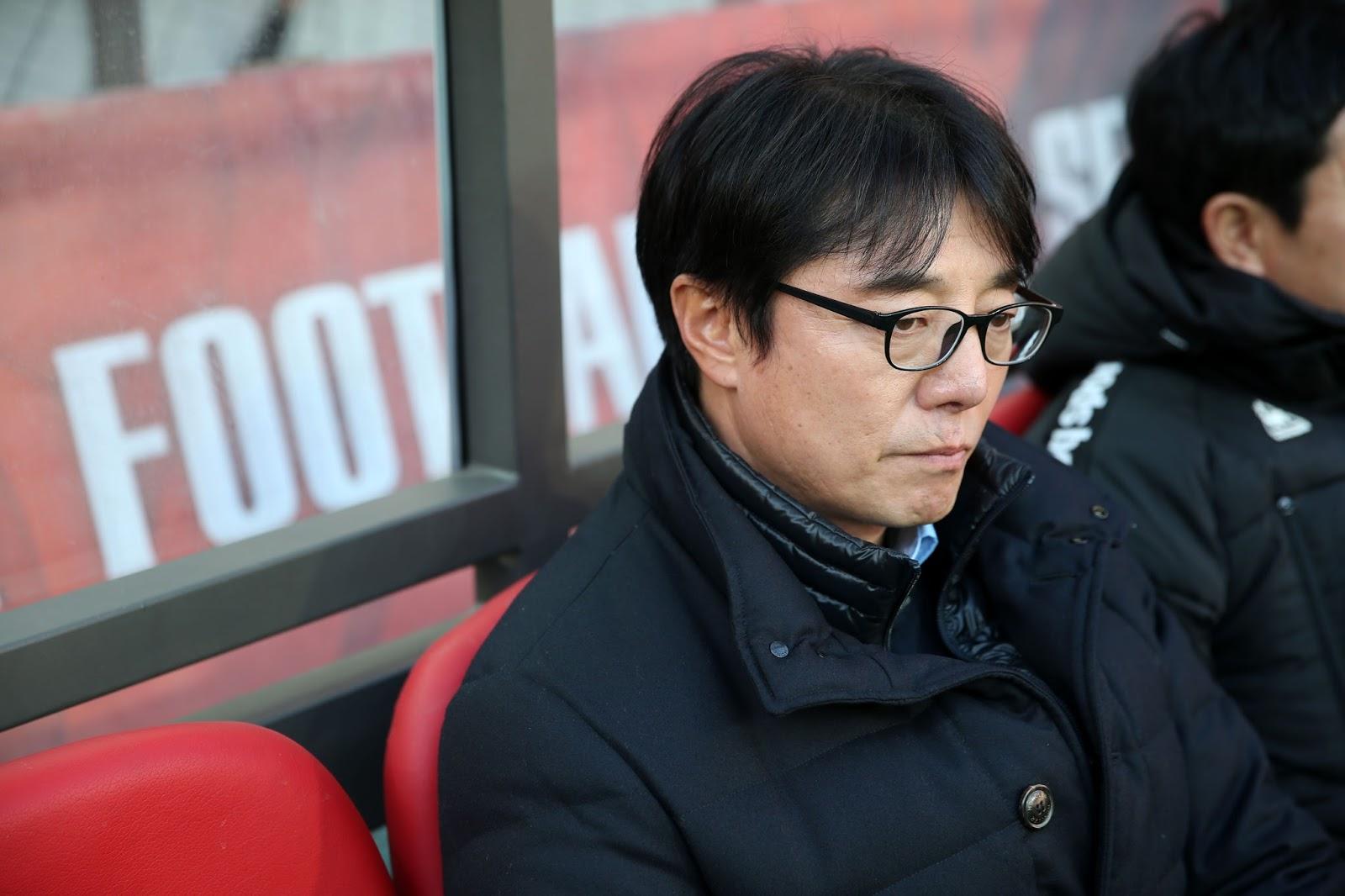 FC Seoul have sacked Hwang Sun-hong