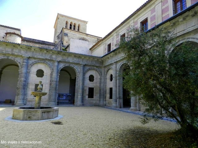 Claustro de la Catedral de Cuenca, Castilla la Mancha