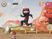 Clumsy Ninja v1.25.0 Mod Apk (Unlimited Coins/Gems)