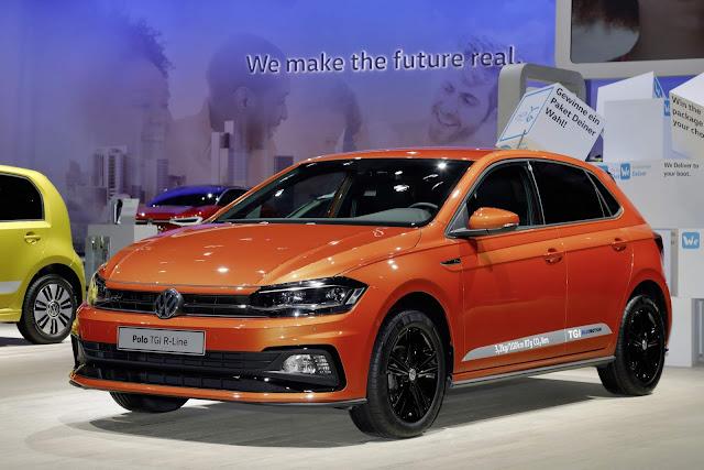 VW Polo 2018 TGI
