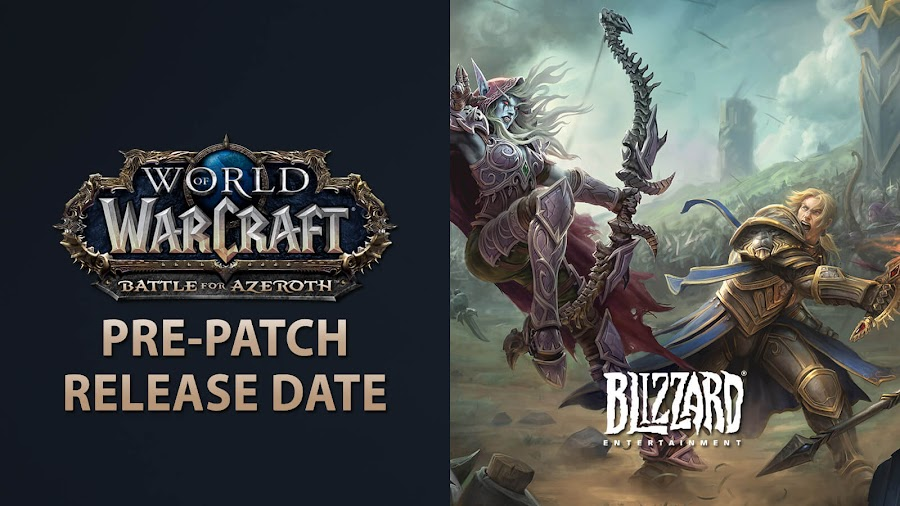 world of warcraft battle for azeroth pre patch 8.0