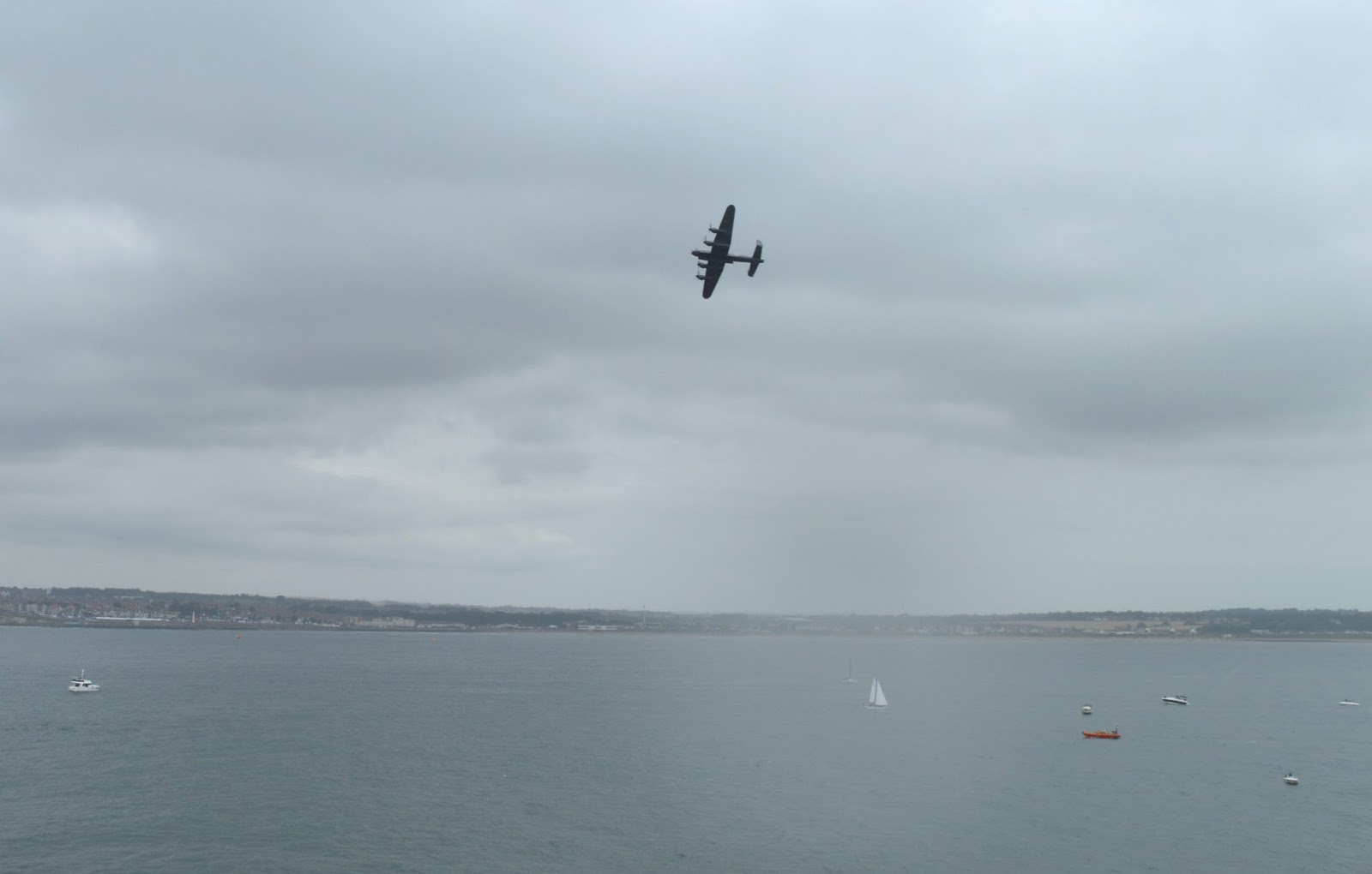 The Sunderland Airshow with DFDS Seaways