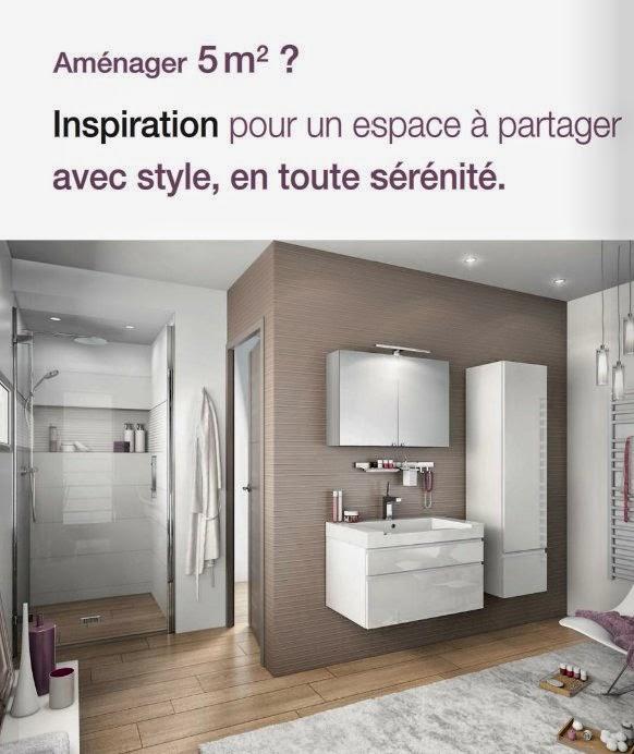 SALLE DE BAINS: Meuble Salle de Bains Inspiration Delpha