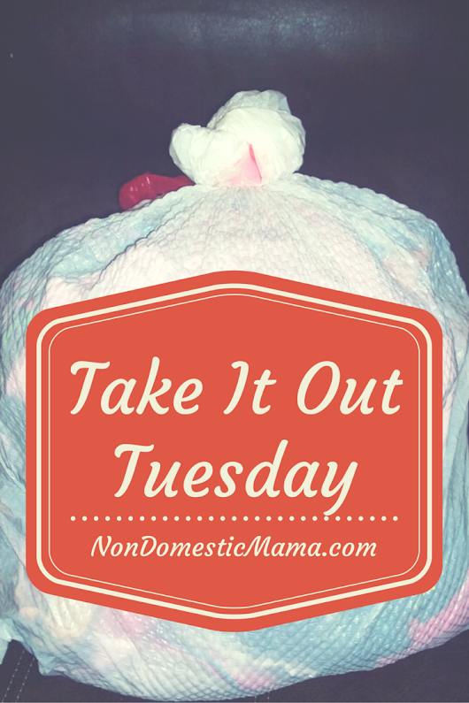Non-Domestic Mama: Take It Out Tuesday - Episode 2