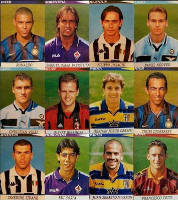 Seria A  in the nineties