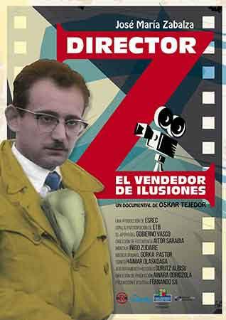 Director Z, el vendedor de ilusiones de Oskar Teixidor