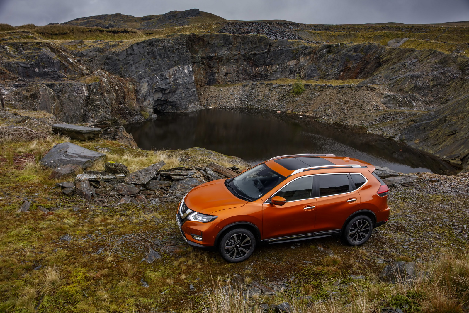 Refreshed 2018 Nissan X-Trail Arrives In The UK, From £ ...