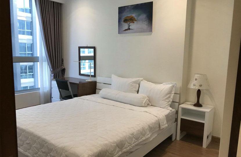 Căn hộ cho thuê Landmark 4 tầng cao 1 phòng ngủ có sẵn nội thất