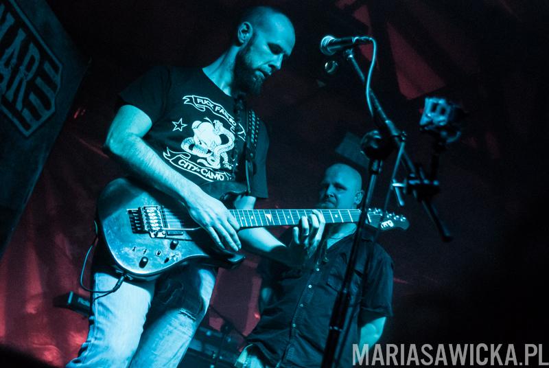 Civil War Oskar Montelius Daniel Mÿhr Mega Club Katowice 2014