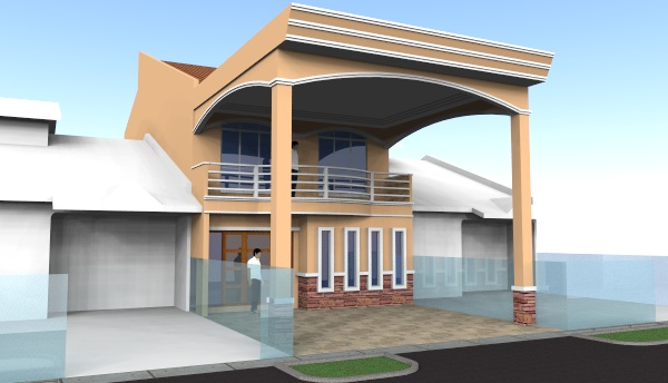 Renovate Rumah Teres 2 Tingkat Hiasan Bilik Tidur
