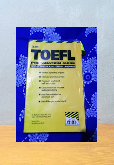 TOEFL Preparation Guide, Michael A. Pyle, M.A. and Marry Ellen Munoz Page, M.A
