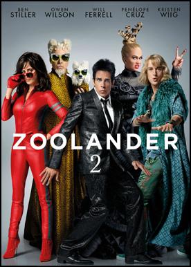 Zoolander 2 (Dublado)