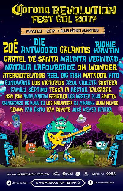 No solo es un festival, es una fiesta para disfrutar