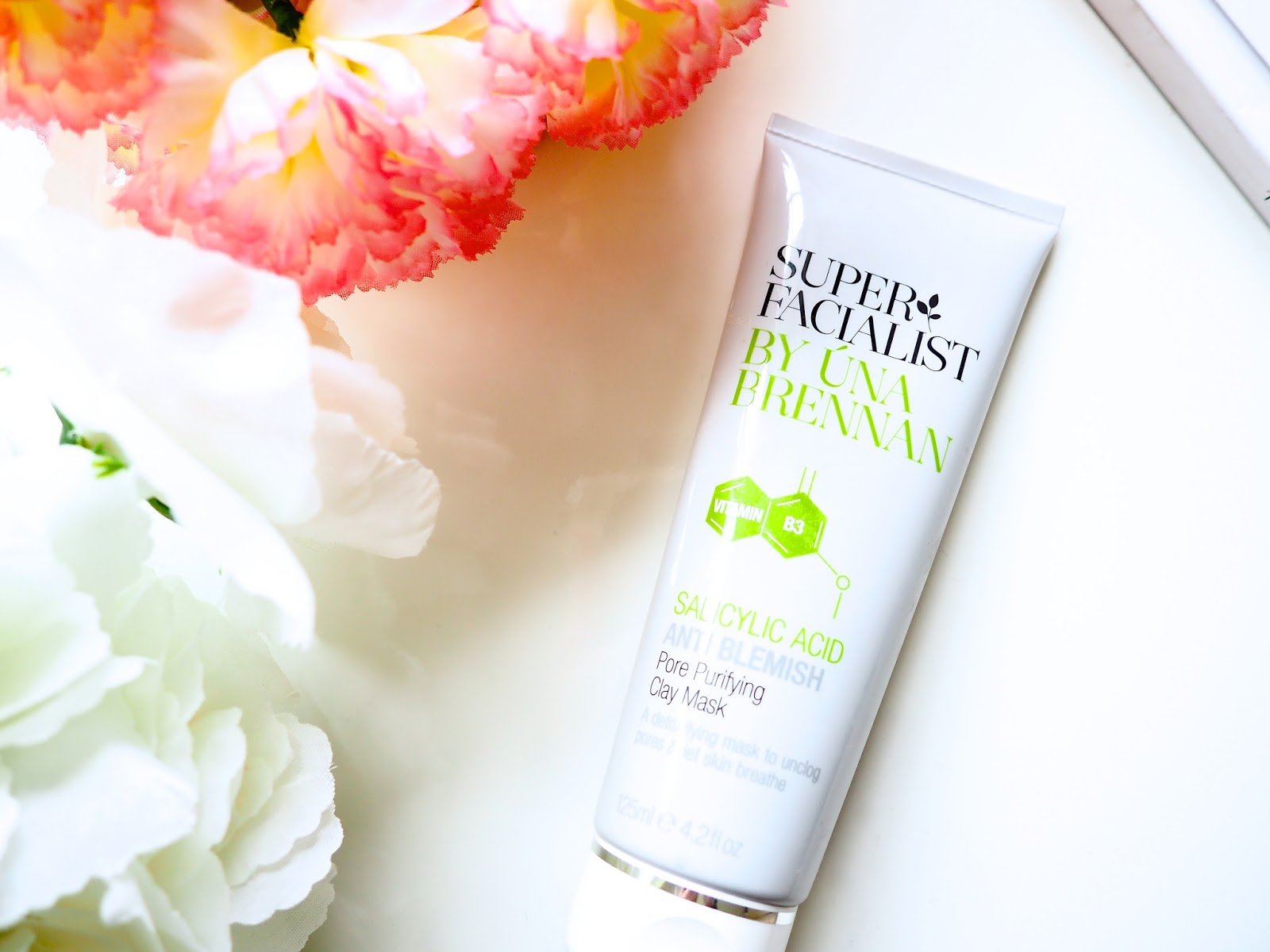 It's Cultured Super Facialist by Una Brennan Pore Purifying Clay Face Mask Boots Blog Review