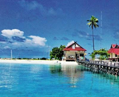 Tinabo Island, Secluded Island Beautiful