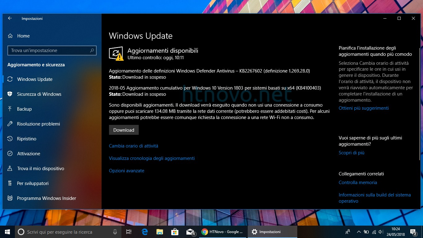 Download-aggiornamento-Windows-10