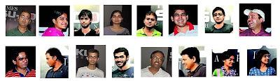 Indian Sudoku Championship 2012 Top 16