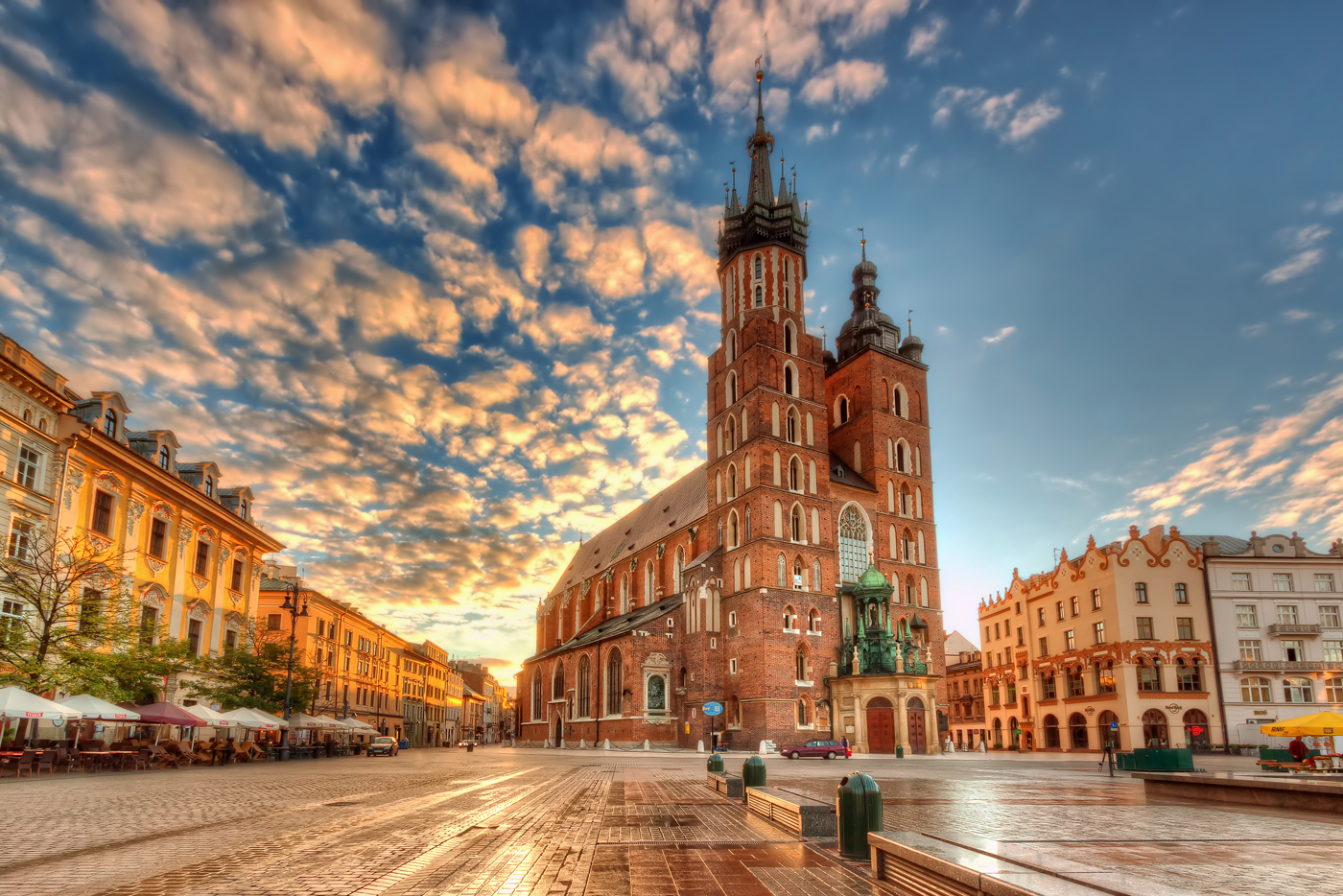 Tourist Spots in Poland