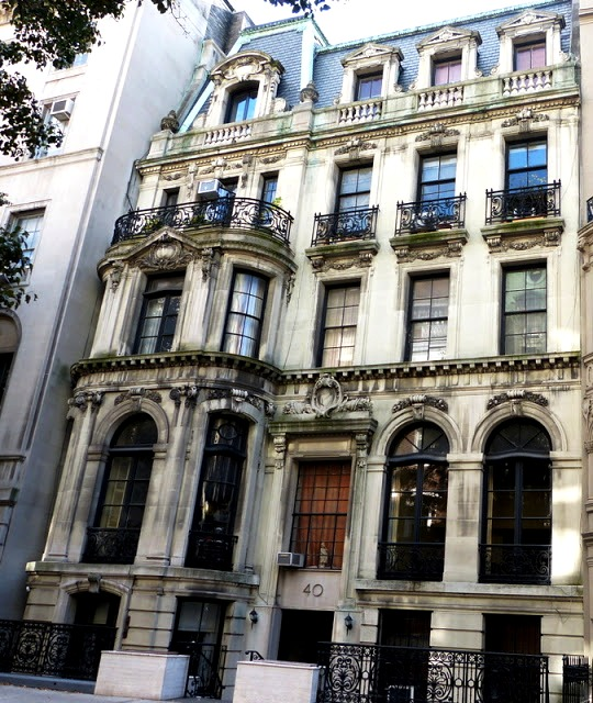Manhattan Streets: Daytonian In Manhattan: The John D. Crimmins House -- No