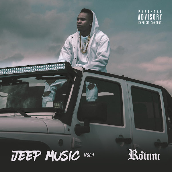 Rotimi - Want More (feat. Kranium) - Single   Cover