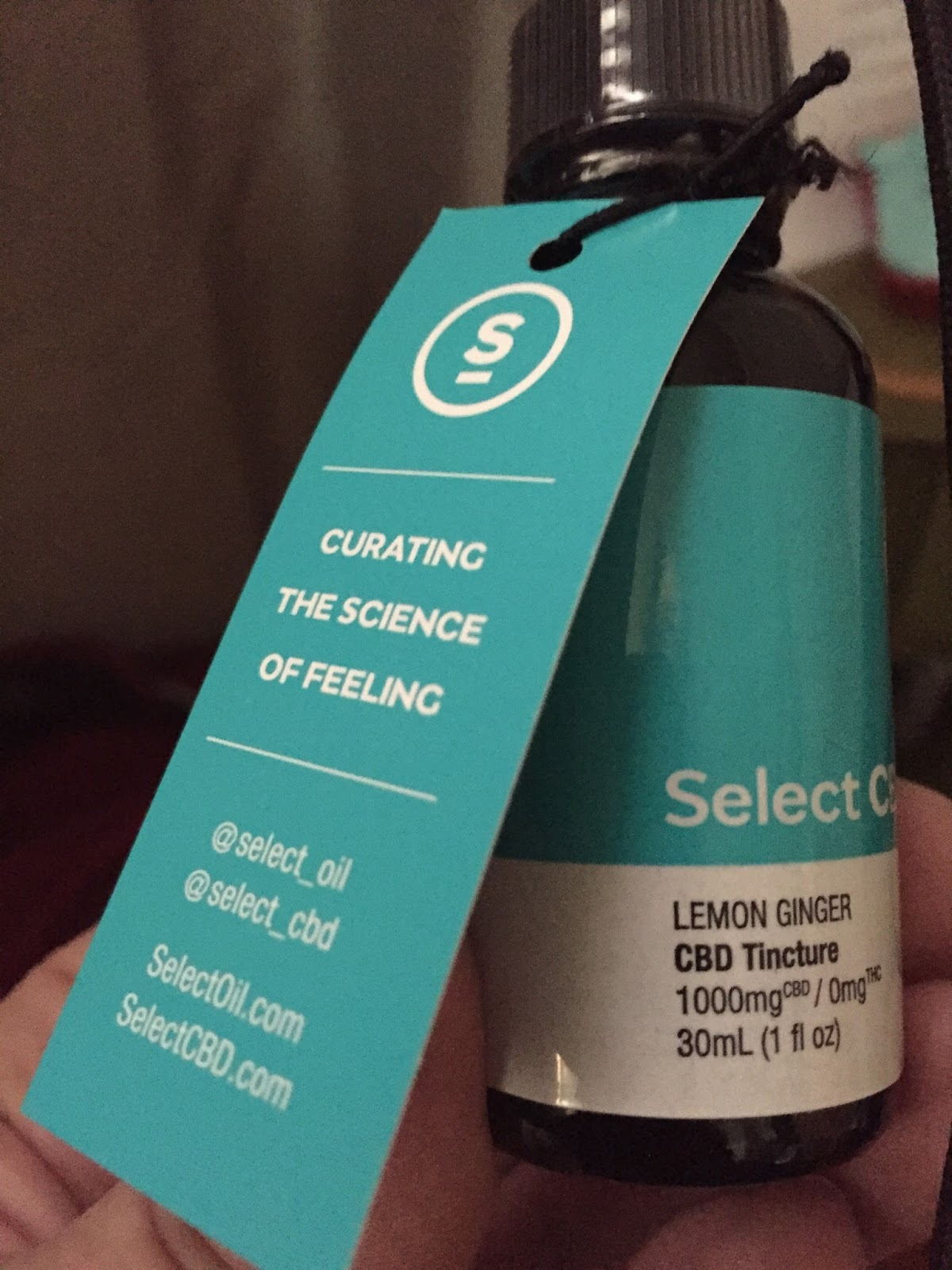 Lowrider Librarian: Select CBD Review
