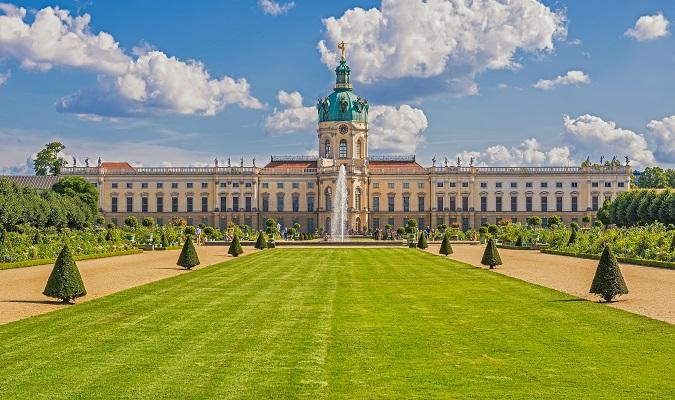 Palácio de Charlottenburg - Berlin