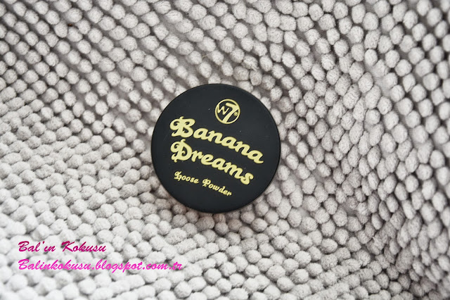 banana dreams pudra