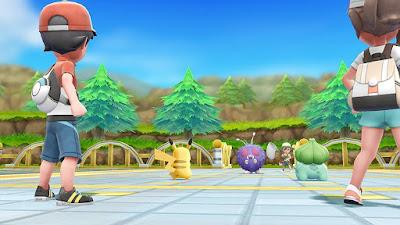 Pokemon Lets Go Pikachu Or Evee