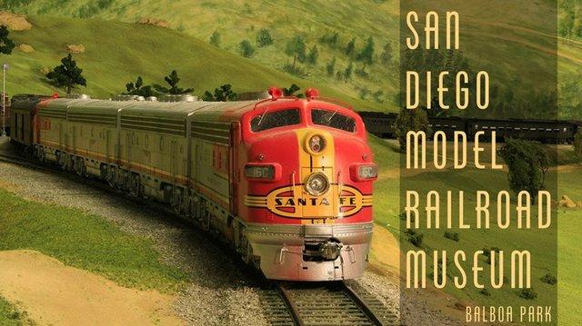 O que conhecer no Museu Model Railroad em San Diego