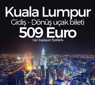 Kuala Lumpur Uçak Bileti