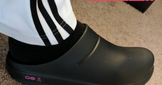 OOoo Child, Your Feet are Gonna Feel Better: Oofos OOclog Review | BibRavePro