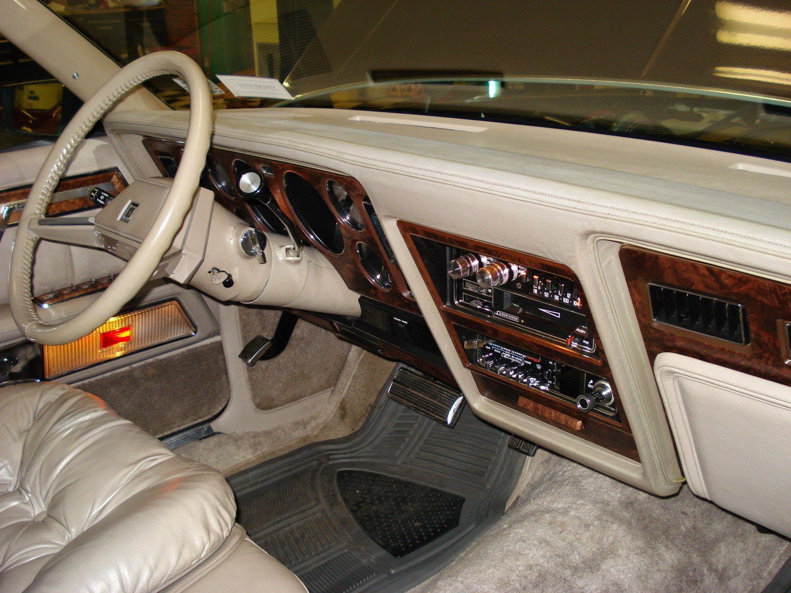 All American Classic Cars: 1981 Chrysler New Yorker Fifth