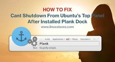 Can't shutdown problem Ubuntu Linux