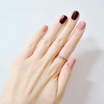 Elegant nail arts