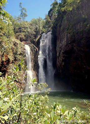 Cachoeiras do Macaquinhos – Chapada dos Veadeiros