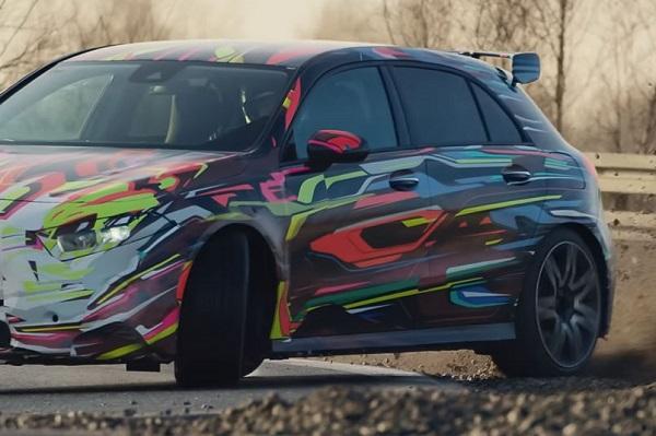 Mercedes AMG A 45 S 2020