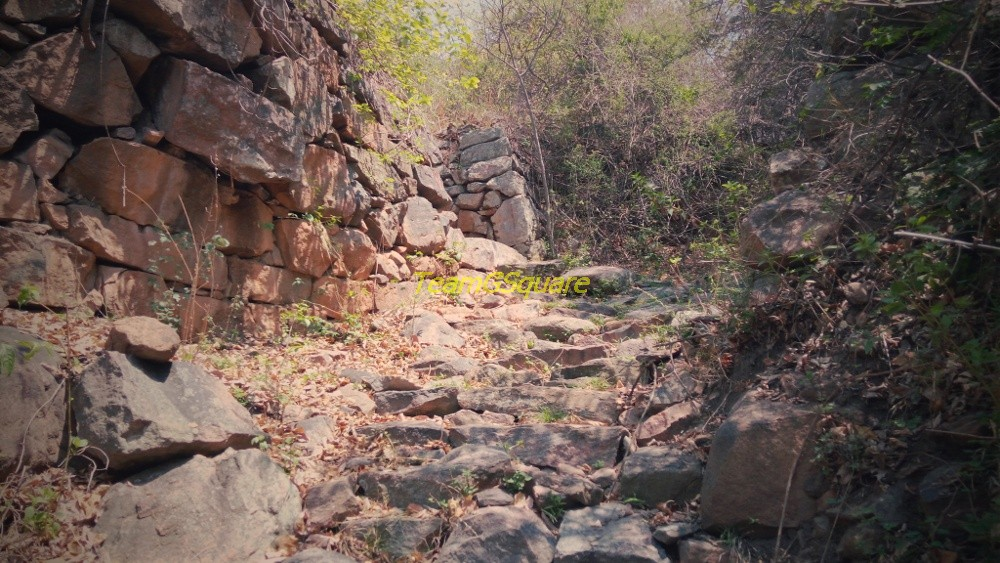 Hosadurga Fort Gateway
