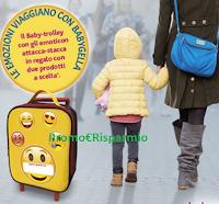 Logo Baby Trolley in regalo sicuro con 2 prodotti a scelta