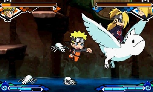 Naruto Powerful Shippuden screenshot 1