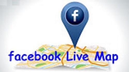 facebook live map ios