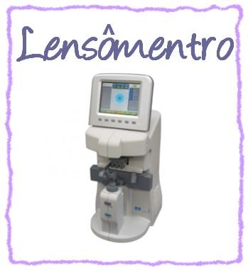 Nesse aparelho é medido o grau, eixo e também o índice de proteção UV. O  índice ideal é que no teste as lentes apresentem como resultado UV 100. 3822727e5c