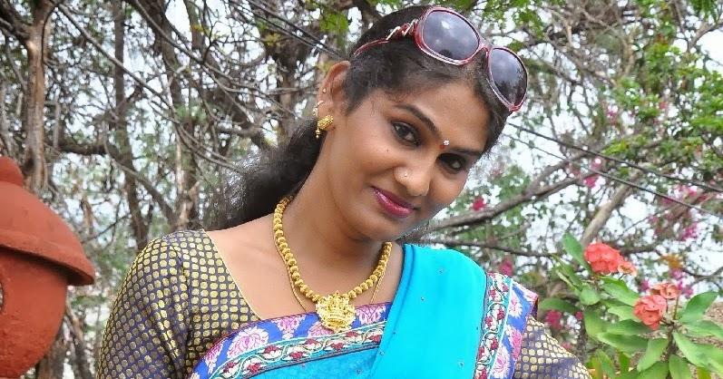 Actress Shyamala Latest Half Saree Photos