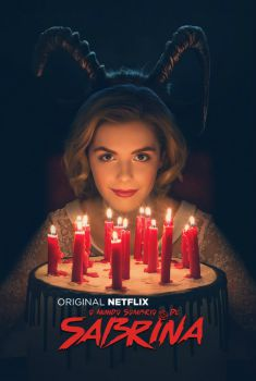 O Mundo Sombrio de Sabrina 1ª Temporada Torrent - WEB-DL 720p Dual Áudio