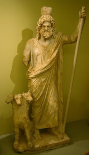 Pluto - King or God of Underworld
